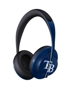 Tampa Bay Rays - Solid Distressed Bose Noise Cancelling Headphones 700 Skin