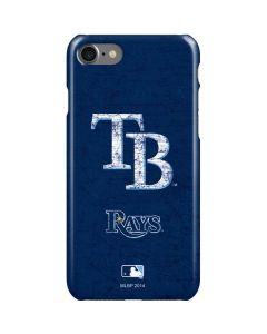 Tampa Bay Rays - Solid Distressed iPhone SE Lite Case