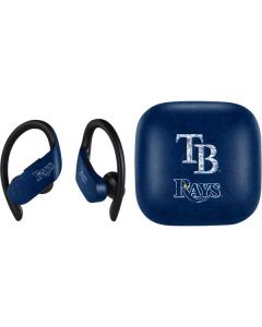 Tampa Bay Rays - Solid Distressed PowerBeats Pro Skin