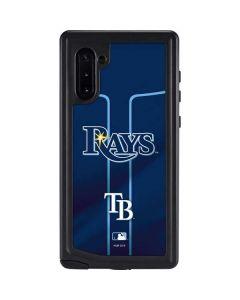 Tampa Bay Rays Alternate/Away Jersey Galaxy Note 10 Waterproof Case