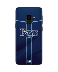 Tampa Bay Rays Alternate/Away Jersey Galaxy S9 Skin