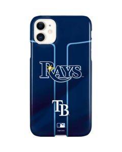 Tampa Bay Rays Alternate/Away Jersey iPhone 11 Lite Case