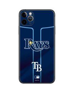 Tampa Bay Rays Alternate/Away Jersey iPhone 11 Pro Max Skin
