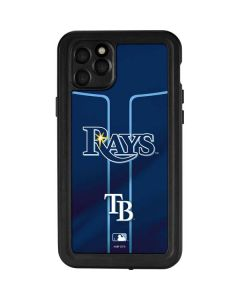 Tampa Bay Rays Alternate/Away Jersey iPhone 11 Pro Max Waterproof Case