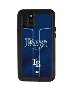 Tampa Bay Rays Alternate/Away Jersey iPhone 11 Pro Waterproof Case