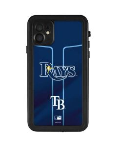 Tampa Bay Rays Alternate/Away Jersey iPhone 11 Waterproof Case