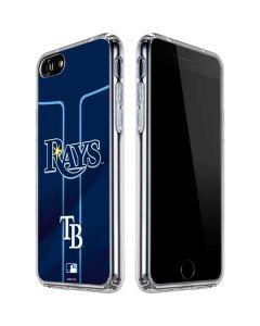 Tampa Bay Rays Alternate/Away Jersey iPhone SE Clear Case