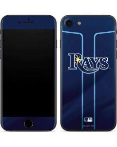 Tampa Bay Rays Alternate/Away Jersey iPhone SE Skin