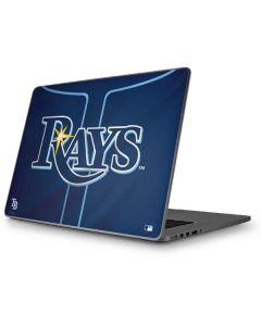 Tampa Bay Rays Alternate/Away Jersey Apple MacBook Pro 17-inch Skin