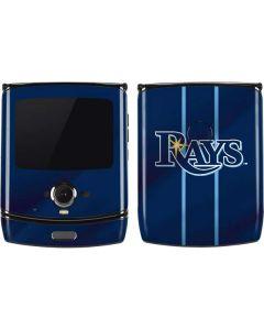 Tampa Bay Rays Alternate/Away Jersey Motorola RAZR Skin