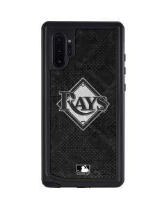 Tampa Bay Rays Dark Wash Galaxy Note 10 Plus Waterproof Case