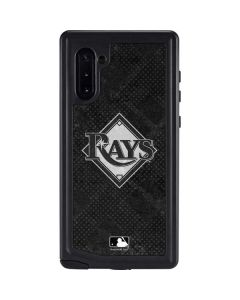 Tampa Bay Rays Dark Wash Galaxy Note 10 Waterproof Case