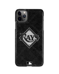 Tampa Bay Rays Dark Wash iPhone 11 Pro Max Lite Case
