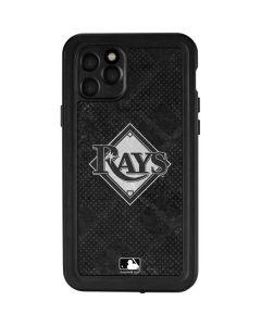 Tampa Bay Rays Dark Wash iPhone 11 Pro Waterproof Case