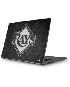 Tampa Bay Rays Dark Wash Apple MacBook Pro 17-inch Skin