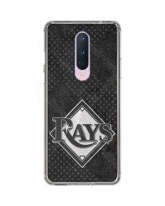 Tampa Bay Rays Dark Wash OnePlus 8 Clear Case