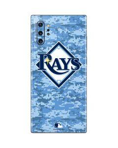Tampa Bay Rays Digi Camo Galaxy Note 10 Plus Skin