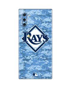 Tampa Bay Rays Digi Camo Galaxy Note 10 Skin