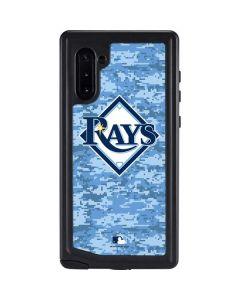 Tampa Bay Rays Digi Camo Galaxy Note 10 Waterproof Case