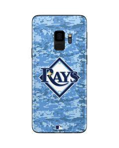 Tampa Bay Rays Digi Camo Galaxy S9 Skin