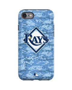 Tampa Bay Rays Digi Camo iPhone SE Pro Case