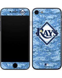 Tampa Bay Rays Digi Camo iPhone SE Skin