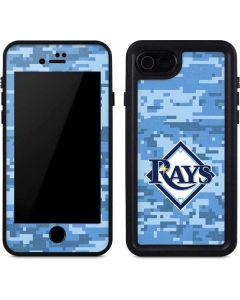 Tampa Bay Rays Digi Camo iPhone SE Waterproof Case