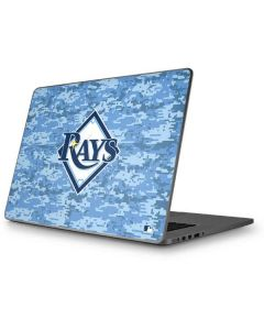 Tampa Bay Rays Digi Camo Apple MacBook Pro 17-inch Skin