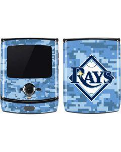 Tampa Bay Rays Digi Camo Motorola RAZR Skin