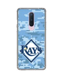 Tampa Bay Rays Digi Camo OnePlus 8 Clear Case