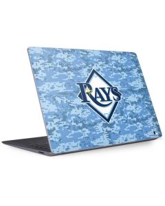 Tampa Bay Rays Digi Camo Surface Laptop 3 13.5in Skin