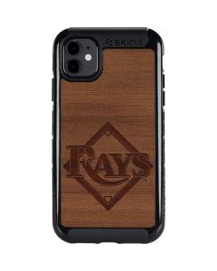 Tampa Bay Rays Engraved iPhone 11 Cargo Case