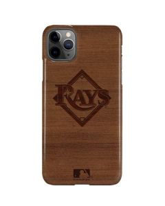 Tampa Bay Rays Engraved iPhone 11 Pro Max Lite Case
