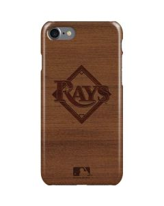 Tampa Bay Rays Engraved iPhone SE Lite Case