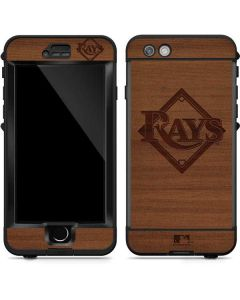 Tampa Bay Rays Engraved LifeProof Nuud iPhone Skin