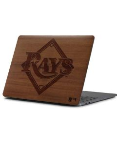 Tampa Bay Rays Engraved Apple MacBook Pro 13-inch Skin