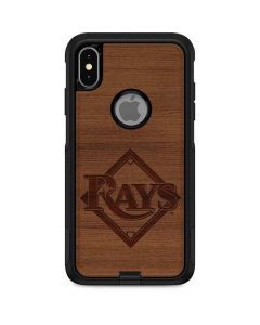 Tampa Bay Rays Engraved Otterbox Commuter iPhone Skin