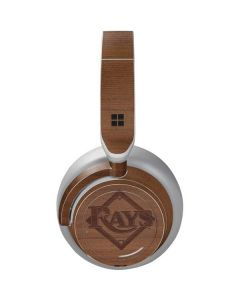 Tampa Bay Rays Engraved Surface Headphones Skin