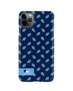 Tampa Bay Rays Full Count iPhone 11 Pro Max Lite Case