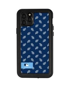 Tampa Bay Rays Full Count iPhone 11 Pro Max Waterproof Case