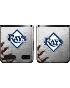 Tampa Bay Rays Game Ball Galaxy Z Flip Skin