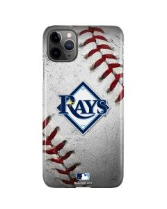 Tampa Bay Rays Game Ball iPhone 11 Pro Max Lite Case
