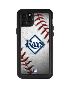 Tampa Bay Rays Game Ball iPhone 11 Pro Max Waterproof Case