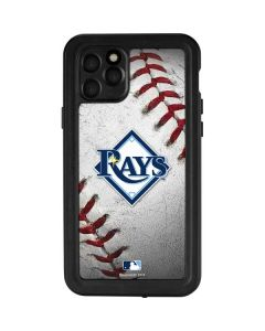 Tampa Bay Rays Game Ball iPhone 11 Pro Waterproof Case