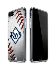 Tampa Bay Rays Game Ball iPhone SE Clear Case