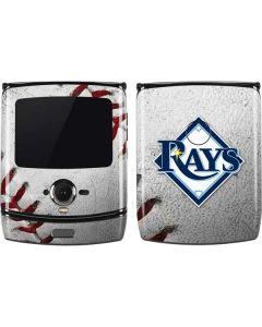 Tampa Bay Rays Game Ball Motorola RAZR Skin