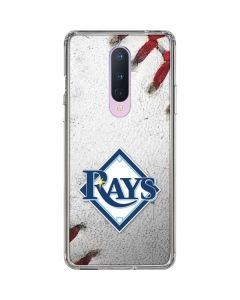 Tampa Bay Rays Game Ball OnePlus 8 Clear Case