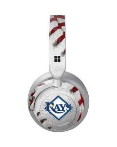 Tampa Bay Rays Game Ball Surface Headphones Skin