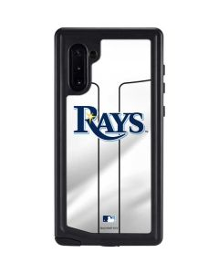 Tampa Bay Rays Home Jersey Galaxy Note 10 Waterproof Case