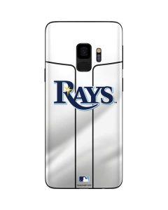 Tampa Bay Rays Home Jersey Galaxy S9 Skin